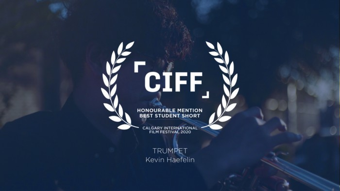 Best Student Short Film Award Honourable Mention