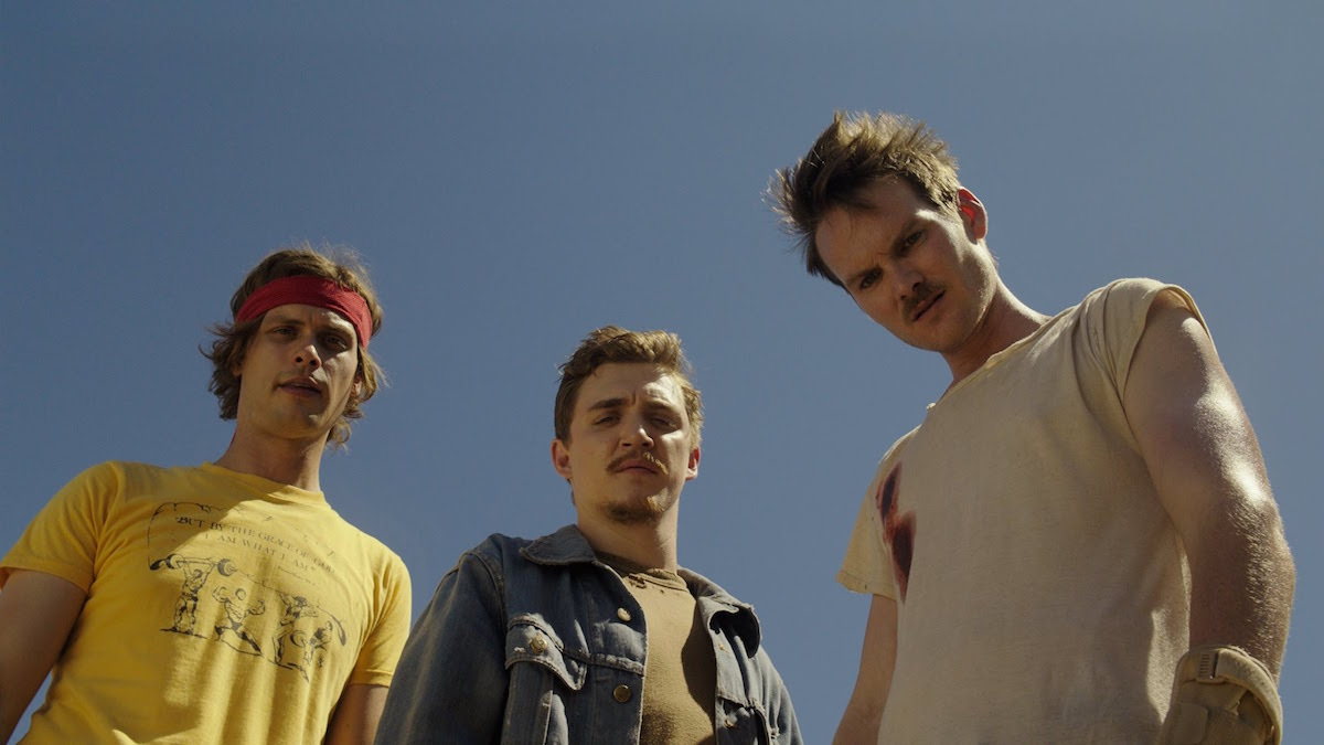 band of robbers web
