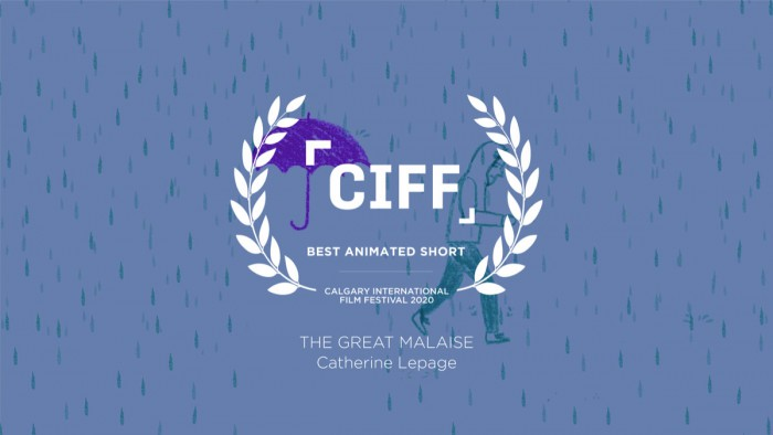 Best Animated Short Film Award